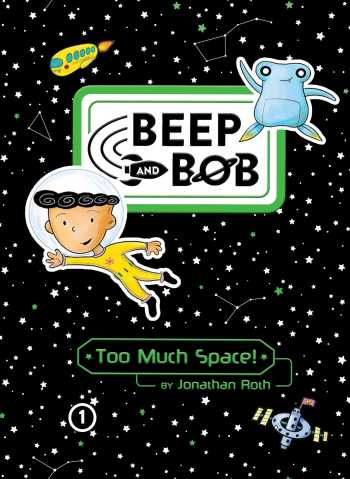 Beep and Bob 1 cover