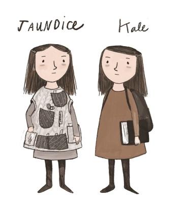 Jaundice and Kale