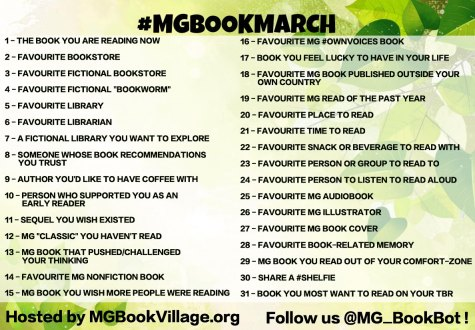 Image result for mgbookmarch