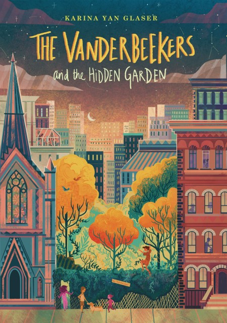 The Vanderbeekers and the Hidden Garden, Final Cover