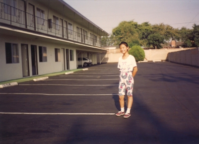 Kelly In Motel Floral Pants