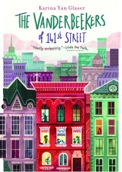 The Vanderbeekers of 141st Street by Karina Glaser