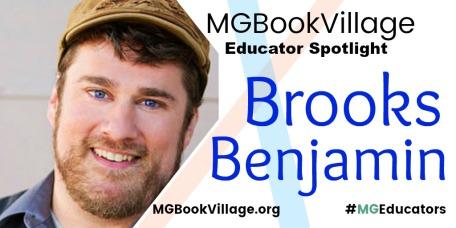 MGBookVillageEducatorsMonthBrooksBenjamin