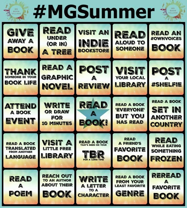 #MGSummer