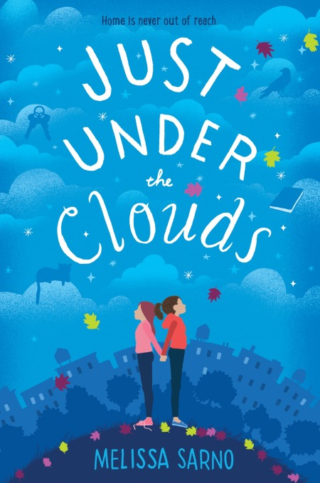 Sarno_JustUndertheClouds_Cover.jpg