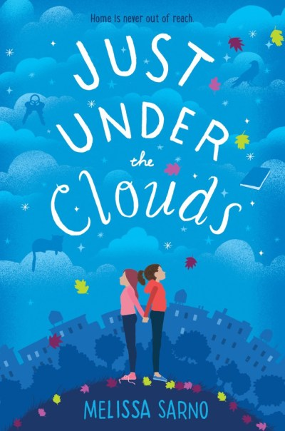 Sarno_JustUndertheClouds_Cover