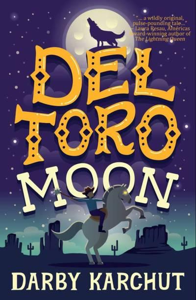 Cover Del Toro Moon