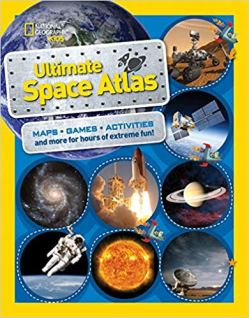 The Ultimate Space Atlas by Carolyn DeCristofano