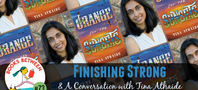 Books Between Podcast – MG Book Village